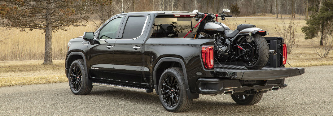 What's new on the 2020 GMC Sierra?