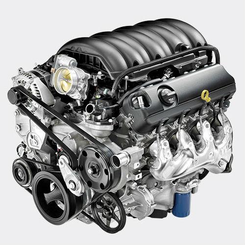 5.3-liter ecotech3 chevy silverado engine