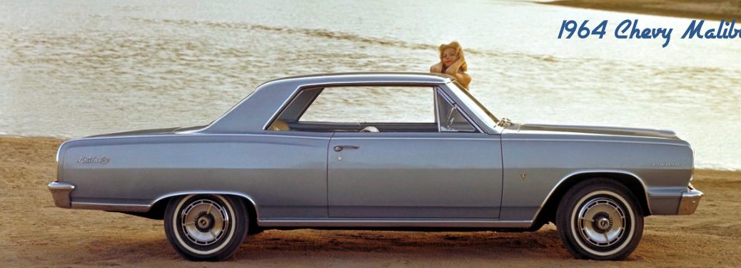 Flashback Friday: 1964 Chevy Malibu