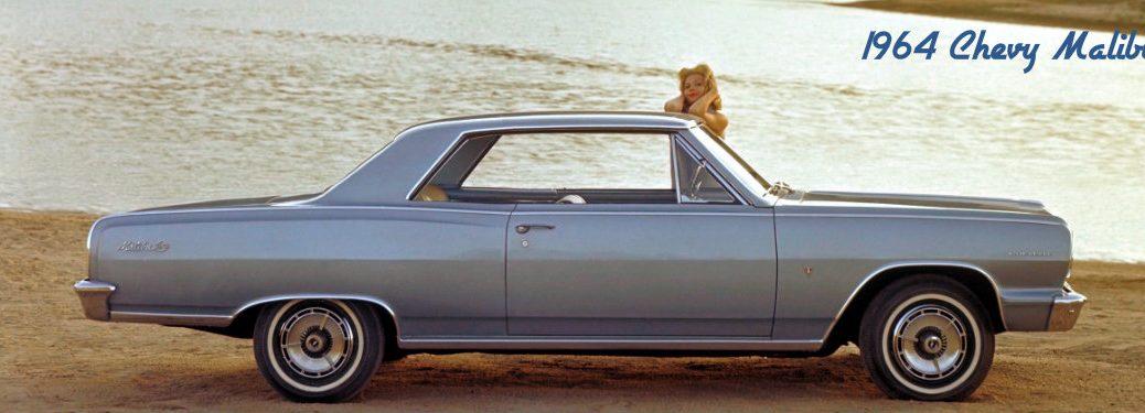 Flashback Friday: 1964 Chevy Malibu
