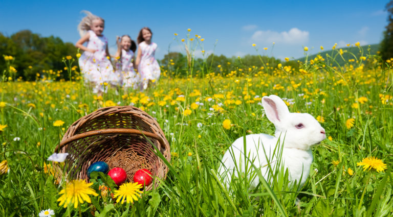 Family-friendly Easter egg hunts near Winnipeg, MB
