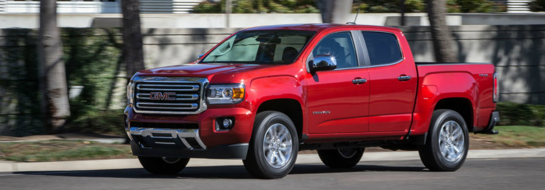 How does GMC's Lane Departure Warning System work?