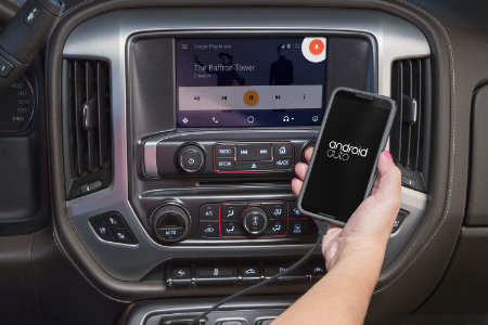 Chevy Mylink Update >> Android Auto Now Available For 2016 Gm Vehicles In Canada