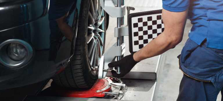 How often to get your tires realigned