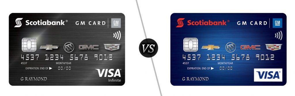 GM Visa Card Options in Canada