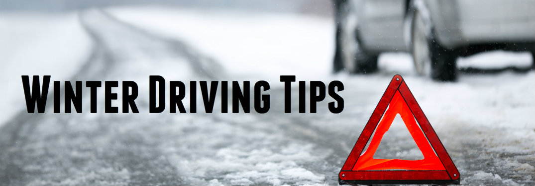 3 driving tips for staying safe throughout the Canadian winter