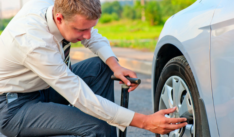 Tire Pressure recommendations