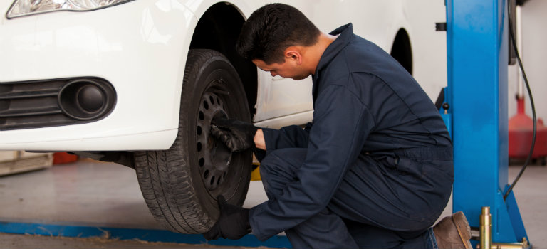 When to have your tires rotated