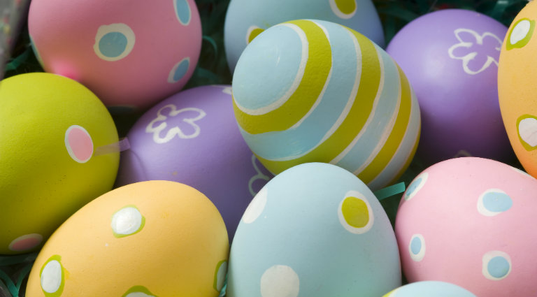 Where to find Easter eggs near Winnipeg, MB
