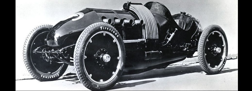 Buick Early Racing Heritage