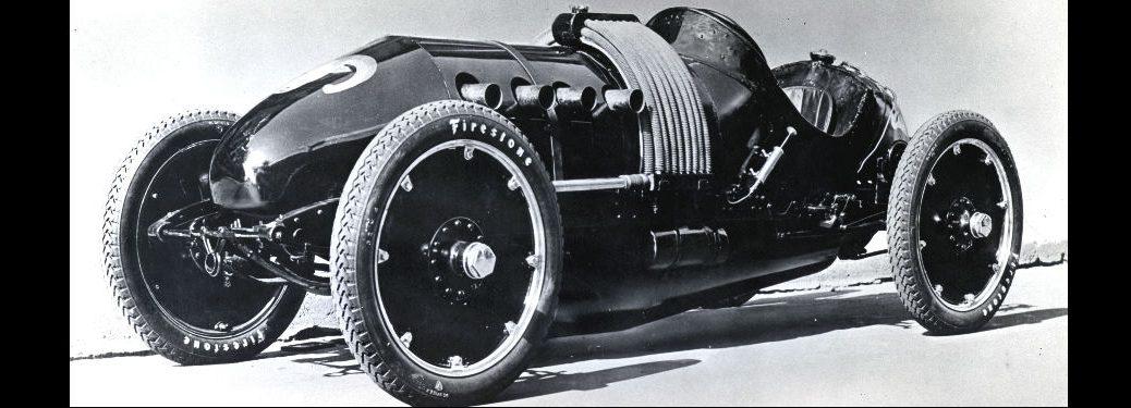 Buick Early Racing Heritage