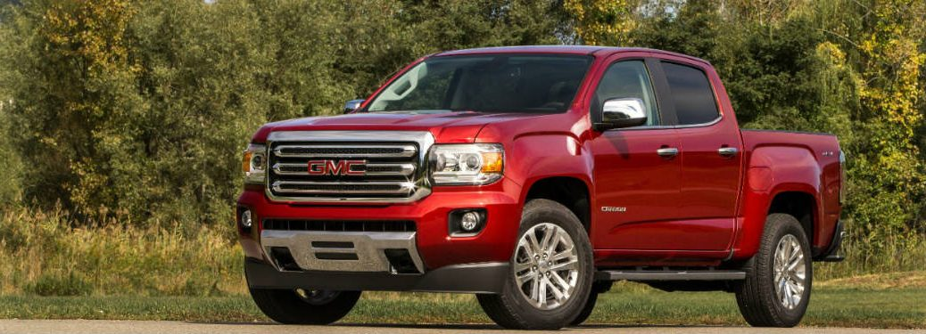 2016 GMC Canyon Diesel Fuel Consumption