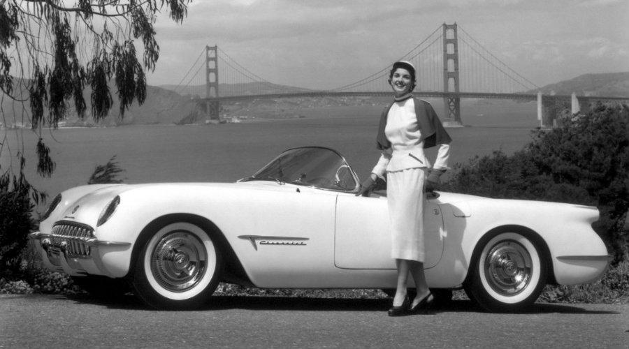 1953 Corvette