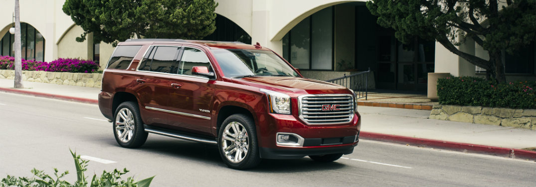 New Yukon SLT Premium Edition Features
