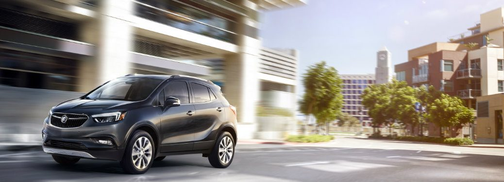 2017 Buick Encore Canadian Release Date