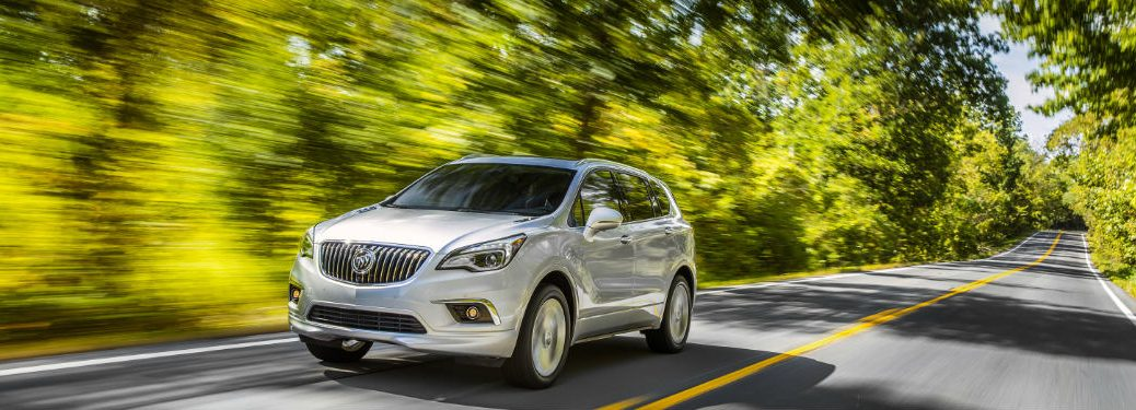2018 Buick Envision Engine Specs and Interior Features