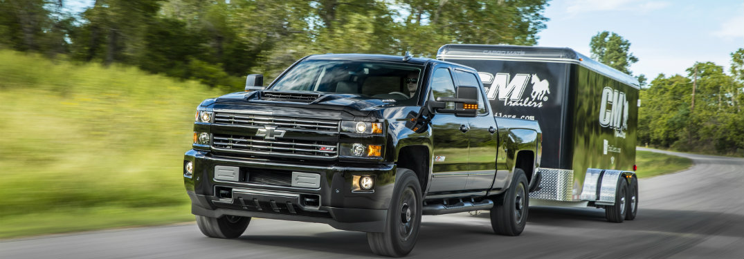 Horsepower and Torque on the 2017 Chevy Silverado HD Diesel