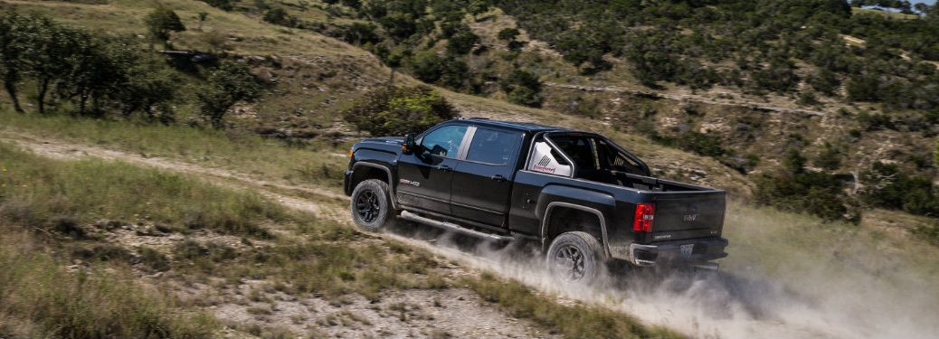 2017 GMC Sierra 2500HD All Terrain X Canadian Release Date