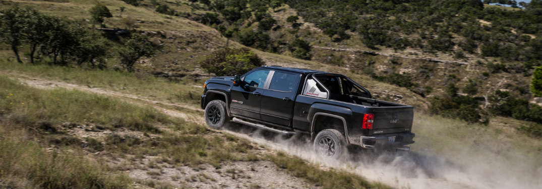 Heavy-Duty Sierra All Terrain X Announced!