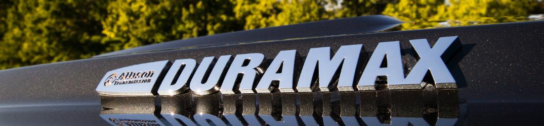 Duramax Diesel with the Allison transmission