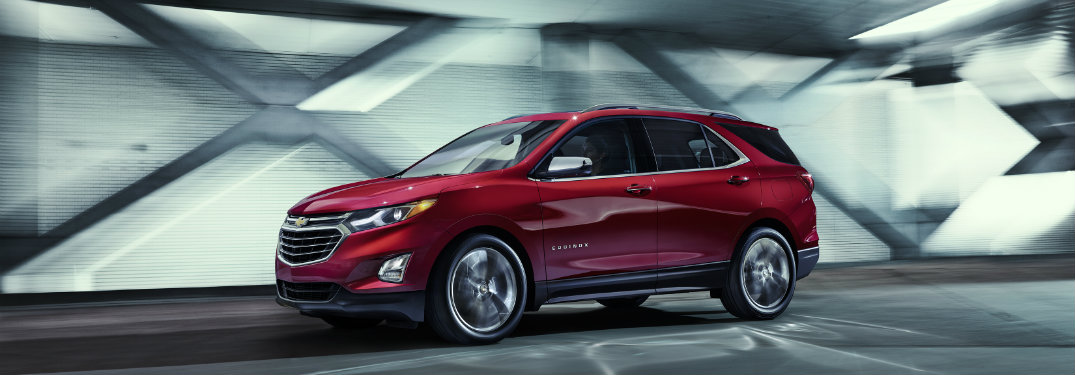 2018 Chevy Equinox Canadian Release Date