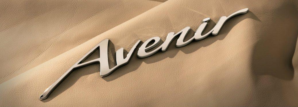 Avenir Luxury Sub-Brand Release Date