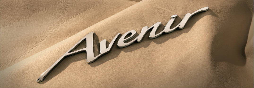 Buick Announces the Avenir Luxury Sub-brand