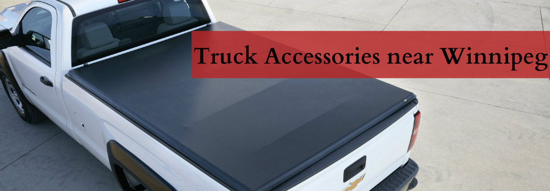 Check Out Our Truck Accessories near Winnipeg MB
