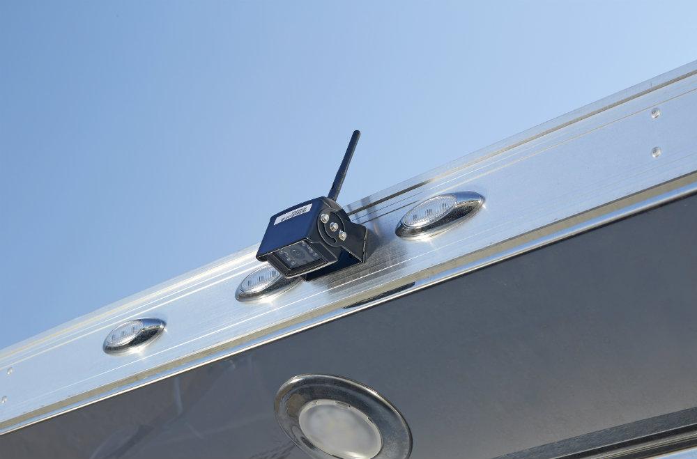Chevy Silverado Trailering Camera System attachable camera