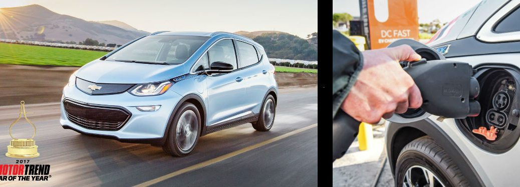 2017 Chevy Bolt Motor Trend Car of the Year