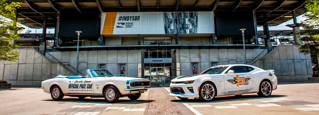 2017 Chevy Camaro Pace Car for the 2016 Indy 500
