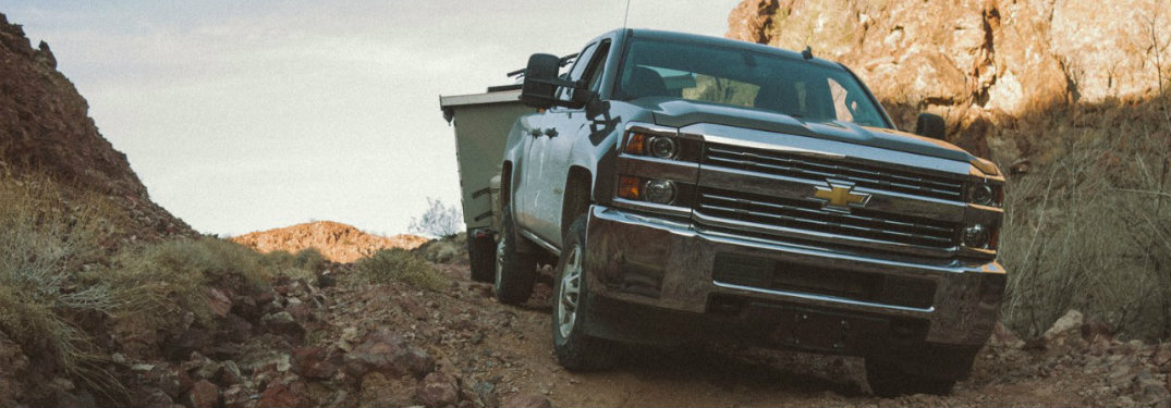 Looking for an Off-Road Vehicle? Try These Options from Chevy, GMC