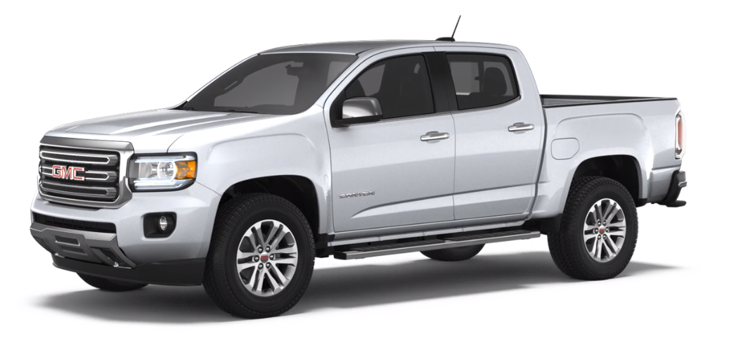 2018 GMC Canyon Quicksilver Metallic