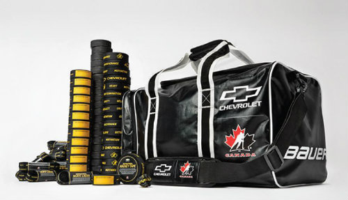 Chevrolet Power of Play coach's kit