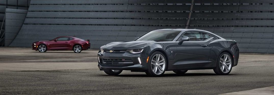 2017 Chevrolet Camaro Performance