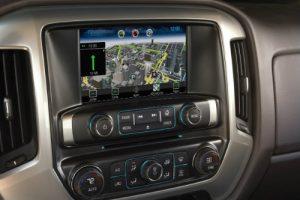 2016 Chevy Silverado HD MyLink