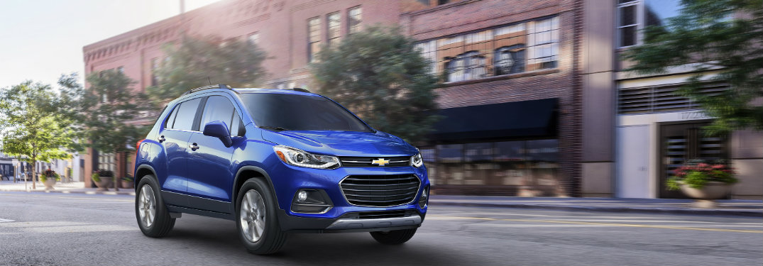 What's New on the 2017 Chevy Trax?