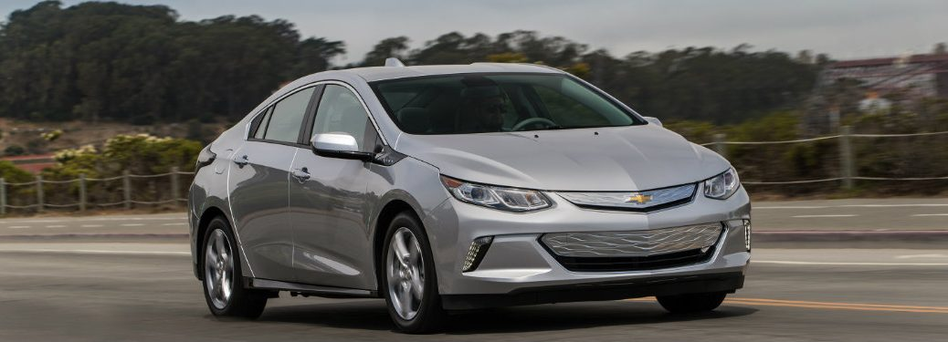 2016 Chevy Volt Green Car of the Year