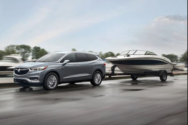2020 Buick Enclave Towing near Winnipeg, MB