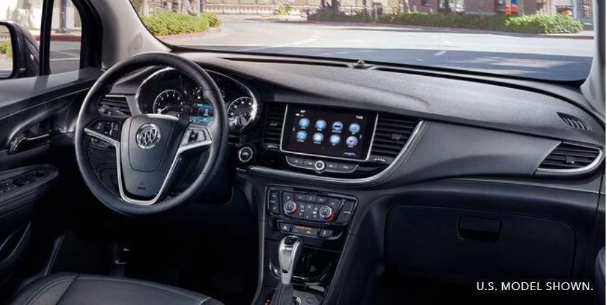 2020 Buick Encore Interior near Winnipeg, MB