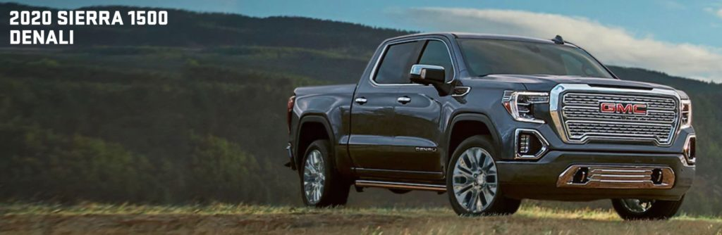 2020 Sierra 1500 Denali near Winnipeg