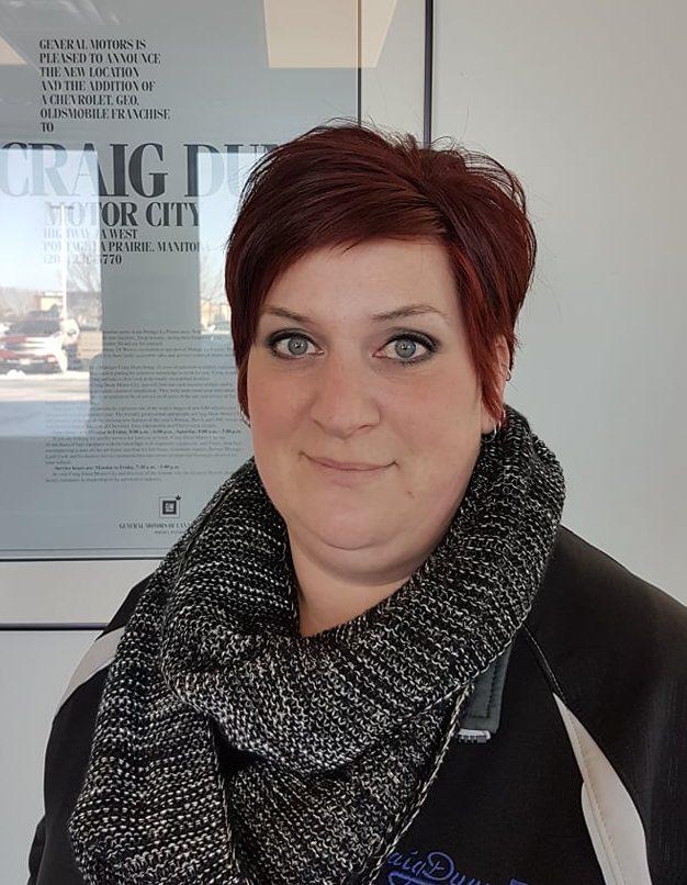 Stacey Driedger