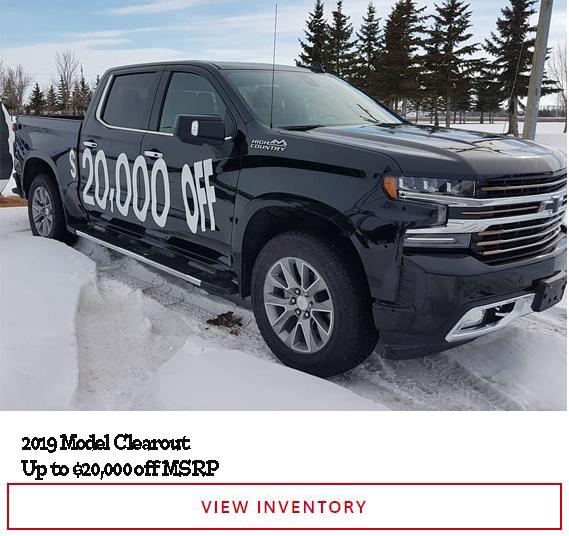 2019 Model Clearout near Winnipeg, MB