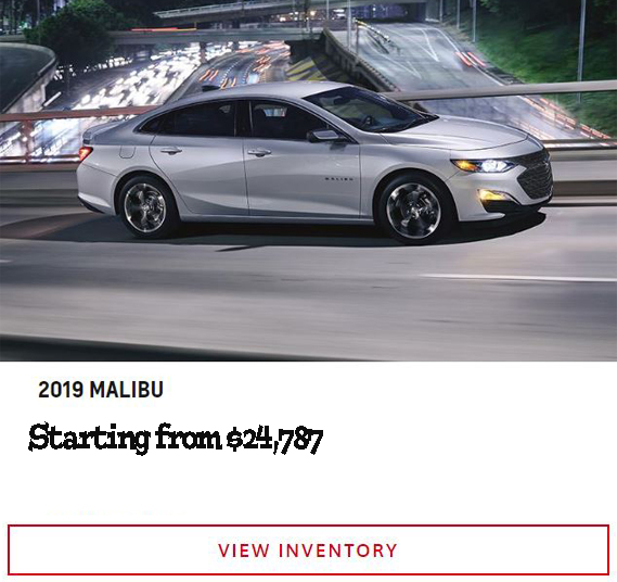 2019 Chevy near Winnipeg, MB