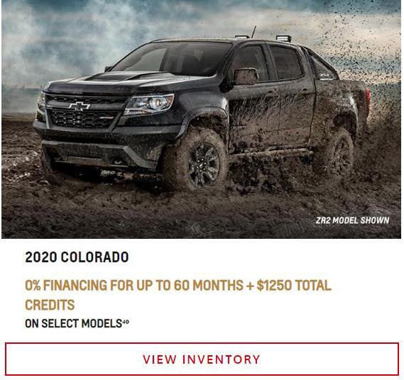 2020 Colorado near Winnipeg, MB