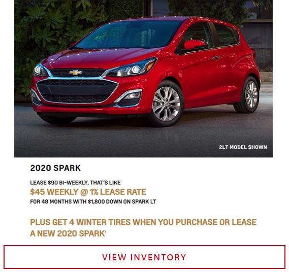 2020 Spark Near Winnipeg, MB