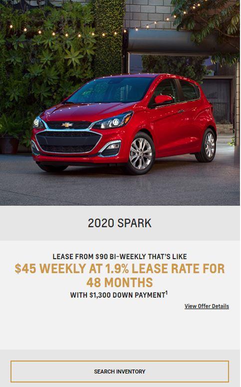 2020 Spark Winnipeg, MB
