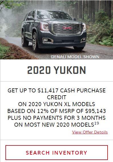 2020 Yukon Winnipeg, MB