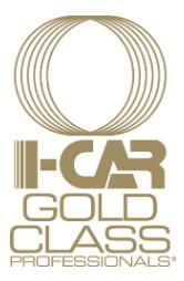 i-car gold class professionals