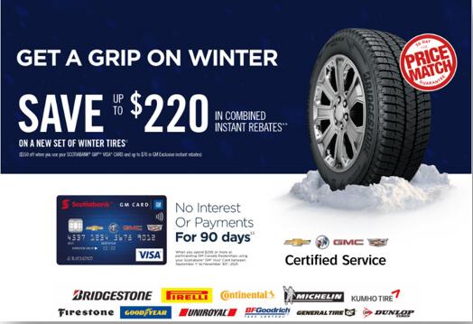 Get a Grip on Winter